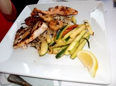Fog Harbor Mixed Grill entree