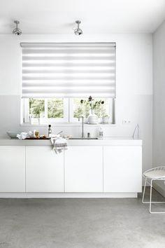Duo Rolgordijnen | Timmermans Indoor Design http://www.timmermansindoordesign.nl/