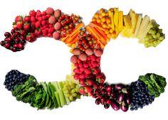 fruit and veg rainbow