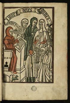 Llibre de les dones :: Incunables (Biblioteca de Catalunya)