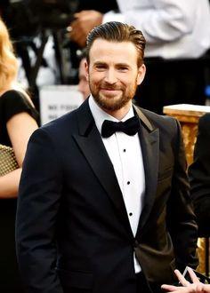 Chris Evans Oscars 2016