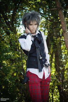 NANA Shinichi Okazaki cosplay by https://akitozz6.deviantart.com/