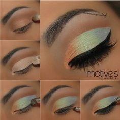 Makeup : Eyeshadow Tutorial Step by Step