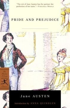 Pride and Prejudice by Jane Austen. Loved by Wendy Library Headquarters.