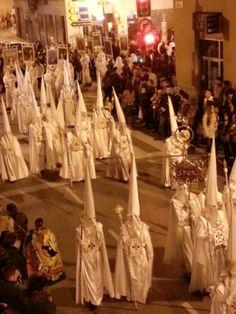 Semana Santa. Calle Carretería, Málaga