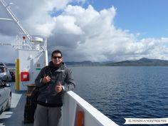 Mirada Fotográfica - Camino al Preikestolen, Noruega - El barco que te lleva a Tau