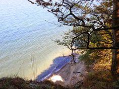 Lohme und die Buchenwälder im Nationalpark Jasmund - Urlaub auf Rügen am fünften Tag.