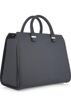 Victoria Beckham|The Victoria leather tote|NET-A-PORTER.COM