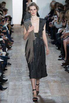 Michael Kors Collection Fall 2014 Ready-to-Wear Fashion Show - Carolina Sjostrand