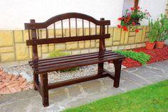 Obnova záhradnej lavičky | Urob si sám