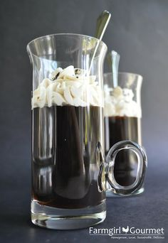 Farmgirl Gourmet: Delicious Recipes for the Home Cook.: Spicy Mexican Coffee Gelée