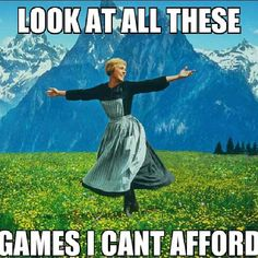 So true...-_- Lego Avengers...even though it isn't out yet, Animal Crossing New Leaf (considering I canNOT afford a 3ds), among other games that would be wonderful to play...