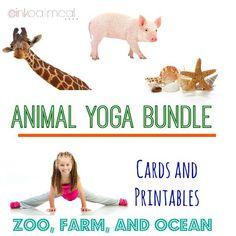 Animal Yoga Bundle Cover