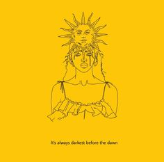yellow easy quotes take breath aesthetic rest let drawings come background quote visit mustard painting gold