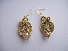 """""""SAY I DO"""" earrings"""