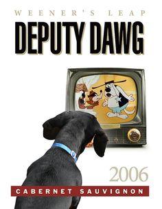 DEPUTY DAWG CABERNET SAUVIGNON 2006