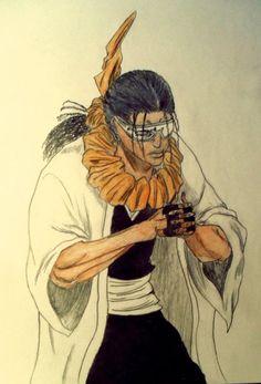 Kaname Tousen by HaveMercyTrue.deviantart.com on @deviantART