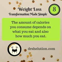 Quotes-Weight Loss - Dr. SheLution Ways To Lose Weight, Weight Gain, Weight Loss Tips, Stress Causes, Get Skinny, What You Eat, Lifestyle Changes, Make It Simple, Motivational
