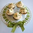 Mini Crab Cupcakes