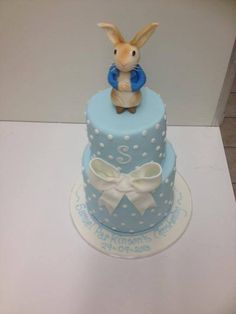 Peter Rabbit - Heavenly Cakes