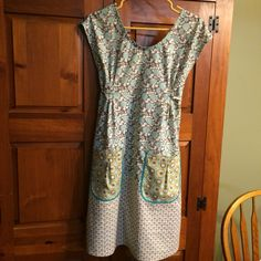 """Dottie Angel Simplicity pattern 1080. If you make this frock, do it your own way or the common sense way! This is the worst pattern I've ever read! They make what should be very simple aggravating and quite frankly """"stupid!"""""""