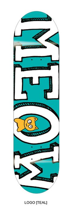 Meow Skateboards - PRODUCT