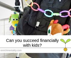 Can you succeed financially with kids? Finance, Canning, Kids, Baby, Young Children, Boys, Children, Baby Humor, Economics