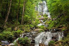 Amicalola Falls #Georgia