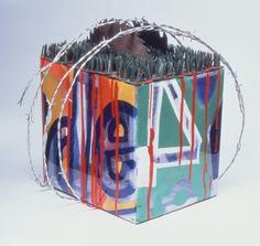 Toaster. 1963. James Rosenquist