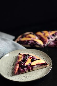 Nectarine and Blueberry Sweet Pizza Dessert Recipes, Veggie Recipes, Cooking Recipes, Desserts, Sweet Pizza, Vegetable Casserole, Tray Bakes, Grill Pan, Pepperoni