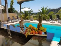 Luxury Holiday Villa Mortix, Son Vida, Mallorca South West, sleeps 11+4, pool