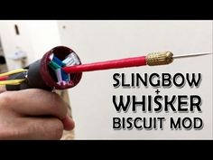 PVC Slingshot bow Whisker biscuit mod and new glass breaker arrows Survival Tips, Survival Skills, Cool Experiments, Homemade Weapons, Glass Breaker, Outdoor Toys, Slingshot, New Tricks, Creative Crafts