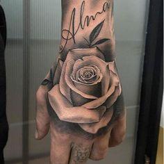 Fotos De Tatuajes En Las Manos Para Hombres Y Mujeres Tatuajes