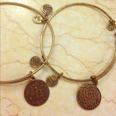 how to connect alex and ani bracelets together