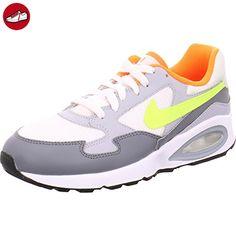 Mens Air Max Command Leather Shoe, Chaussures de Gymnastique Homme, Noir (Black/Anthracite/Neutral Grey 001), 42.5 EUNike