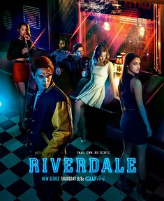 Click to View Extra Large Poster Image for Riverdale