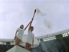 London 2012 Olympic Torch Relay - Olympia Lighting Ceremony - YouTube