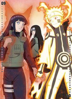 Naruto, Hinata e Neji (NaruHina) Naruto Uzumaki Shippuden, Naruto Vs Sasuke, Anime Naruto, Wallpaper Naruto Shippuden, Naruto Comic, Naruto Cute, Naruto Wallpaper, Gaara, Hinata Hyuga