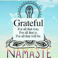 Practice gratitude for the good things in your life, pay attention to them and not on troubles. 🕉
