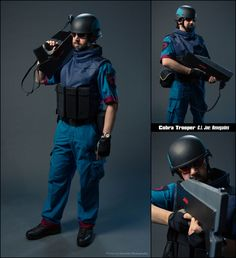 Cobra Trooper Cosplay (G.I. Joe: Renegades) by Pasiphilo on deviantART