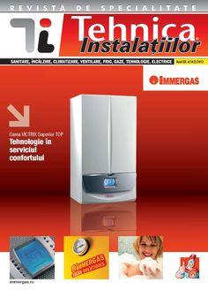 Revista Tehnica Instalatiilor nr. 06_102_2012 Electronics, Phone, Journals, Telephone, Mobile Phones, Consumer Electronics