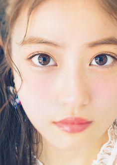 Japanese Makeup, Japanese Beauty, Asian Beauty, Beautiful Japanese Girl, Beautiful Asian Girls, Prity Girl, Cute Faces, Girl Face, Ulzzang Girl