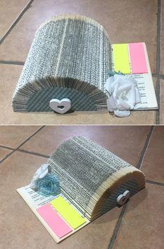Book Folding porta documenti da tavolo
