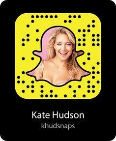 Snapchat Girl Usernames, Snapchat Names, Snapchat Account, Snapchat Girls, Famous People Snapchat, Goldie Hawn, Secret Code, Kate Hudson, Comedians