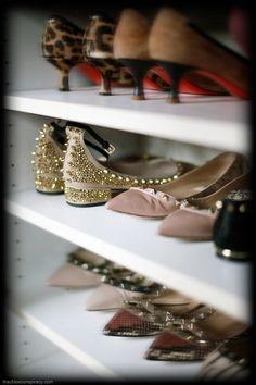 Chloe's Shoe Closet   t h e (c h l o e) c o n s p i r a c y