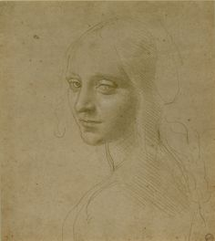 9. Head of a Young Woman_15572