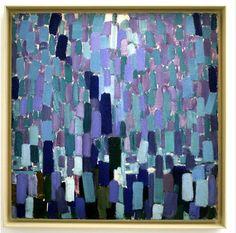 Frantisek Kupka | Nocturne, 1911, MUMOK, Vienna Frantisek Kupka, Peacock Room, Nocturne, Colour Palettes, Abstract, Vienna, Handmade, Painting, Inspiration