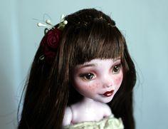 https://flic.kr/p/Vn7PiG | Lily - custom OOAK Monster High Doll repaint | www.etsy.com/uk/listing/534640801/lily-custom-ooak-monste...