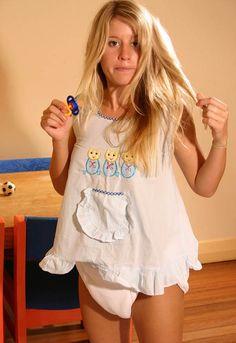 Nice baby dress!