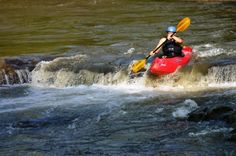 North Georgia Rafting Hot Spots